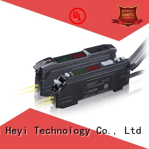 Heyi regional digital fiber optic sensor factory for packaging equipment