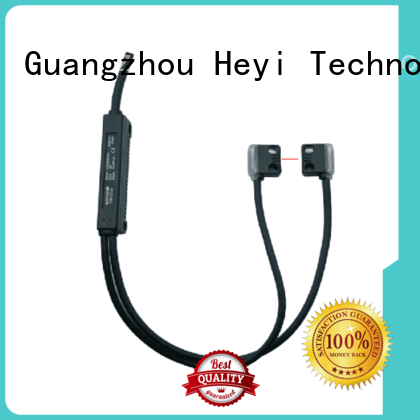 long distance photoelectric beam sensor factory for led sorting machine