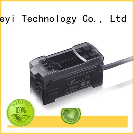 Heyi color sensor manufacturer for packaging equipment