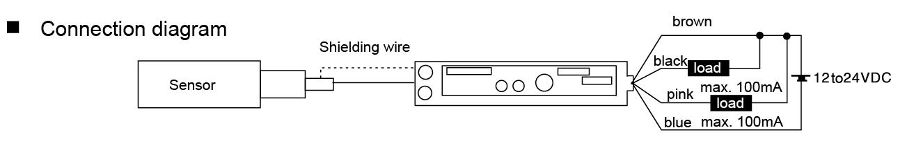 Heyi-Super Small Nonferrous Metal Proximity Sensor Bs-f1   Proximity Sensor-3