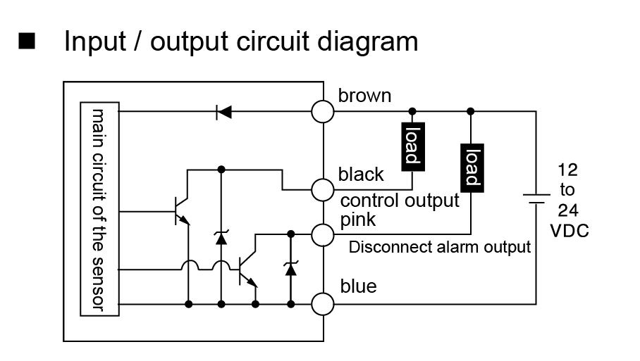 Heyi-Super Small Nonferrous Metal Proximity Sensor Bs-f1   Proximity Sensor-4