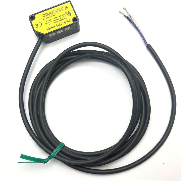 Laser distance sensor LC-S100MP inductive displacement sensor slot sensor