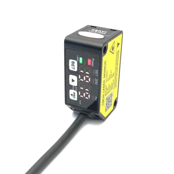 LC-S400MP laser sensor 200-600mm sensing range laser distance sensor module for textile machinery industry
