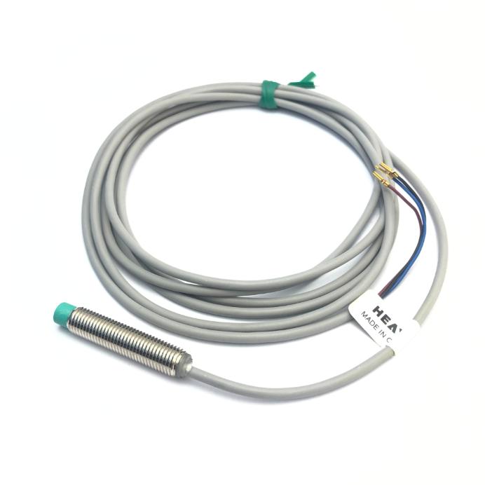 Heyi proximity switch M8 cylinder MH08-04NF inductive proximity sensor