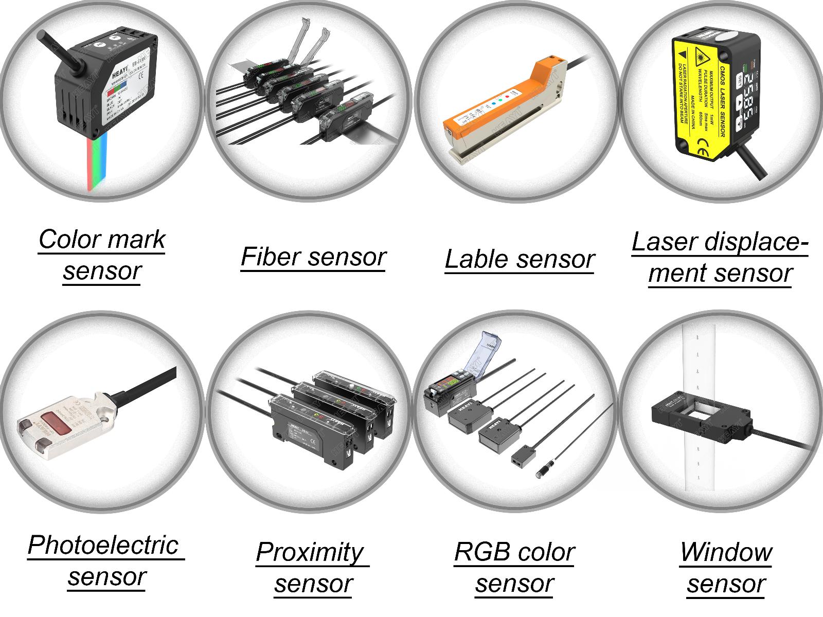 product-Heyi-Heyi L shape photo beam sensor UE-L45 Infrared photoelectric proximity sensor-img-2
