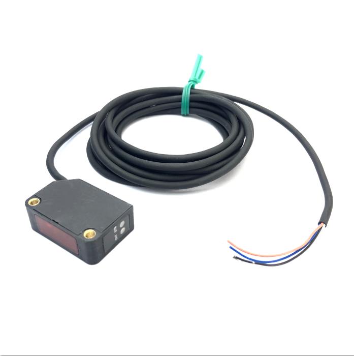 ZL-B05 limited diffuse reflective photo beam sensor red led 660mm photoelectric proximity sensor