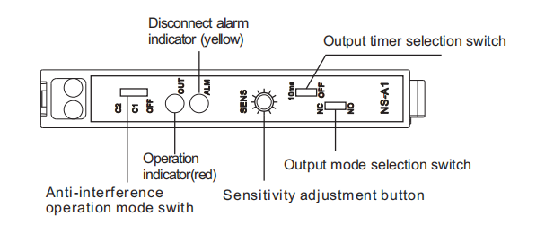 Heyi-Find Amplifier Separation Proximity Sensor  Inductive Proximity Switch-4