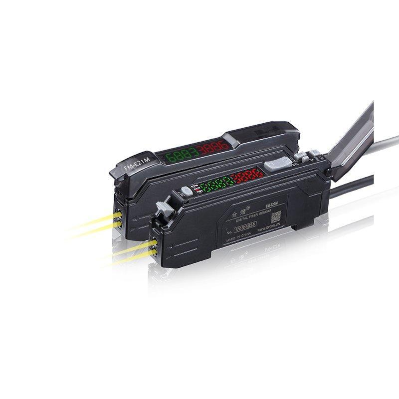 Analog Output Digital Intelligent Fiber optic sensor FM-E21M
