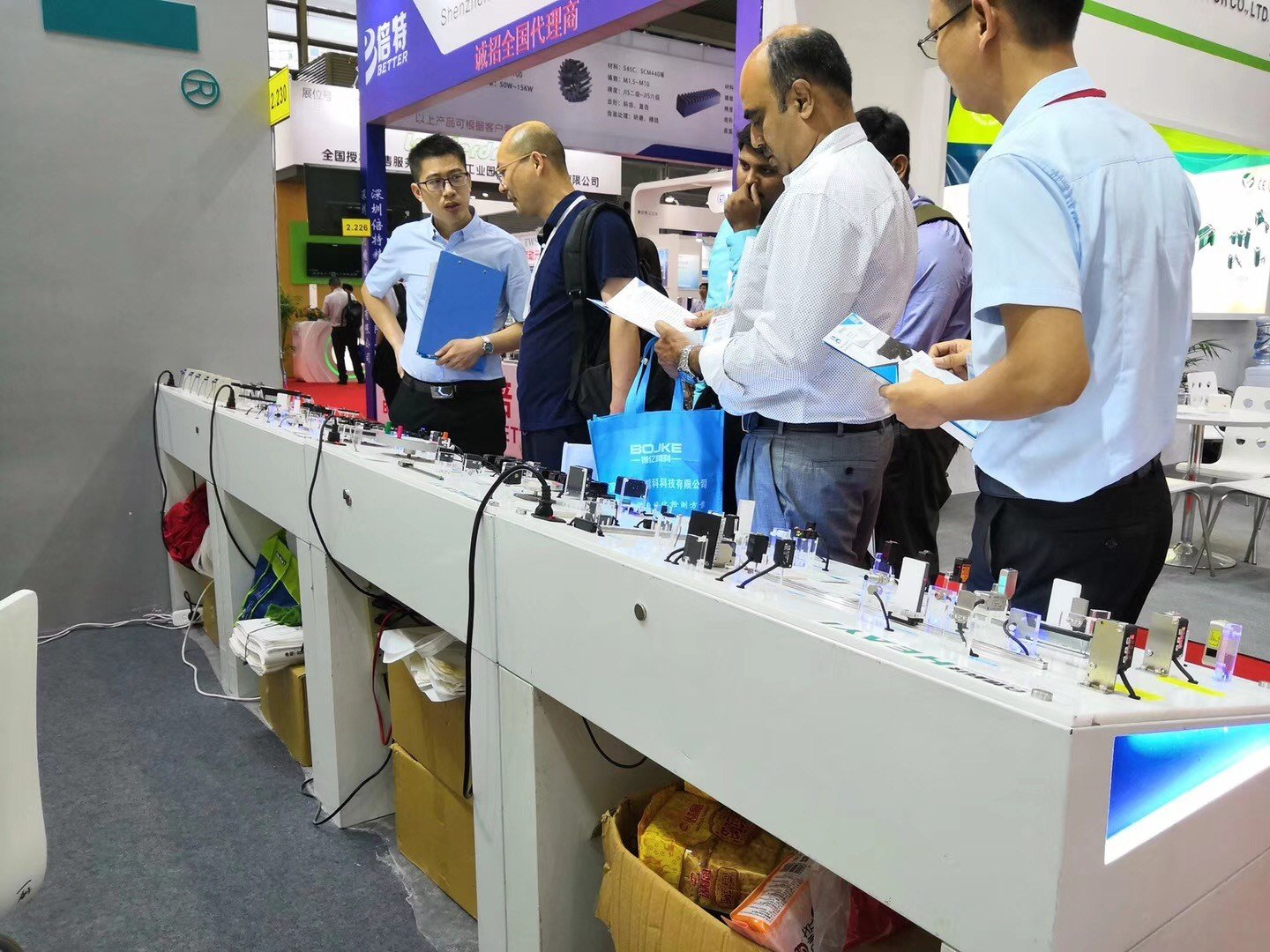 Heyi-2018 the 22th Southern China international industrial automation exhibition News About Proximit-7