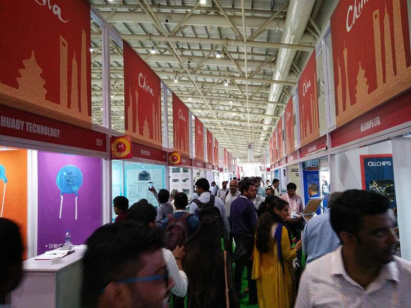 Heyi-Read Electronica India EIBC 2018 was held on 26-28 Sep in Bengaluru News On Heyi Sensor
