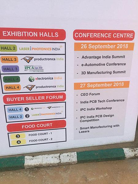Heyi-Read Electronica India EIBC 2018 was held on 26-28 Sep in Bengaluru News On Heyi Sensor-6