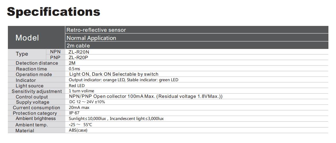 Heyi-Find Outdoor Photoelectric Sensor Photoelectric Sensor Working From Heyi Sensor-4