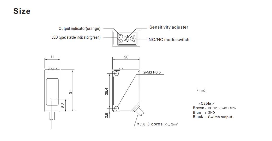 Heyi-Find Outdoor Photoelectric Sensor Photoelectric Sensor Working From Heyi Sensor-5