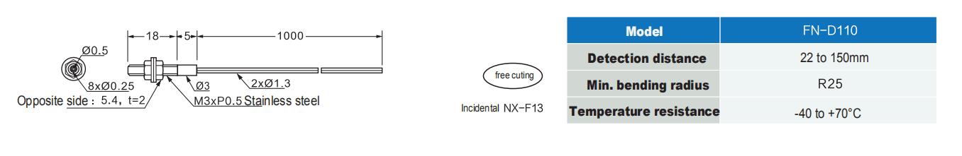 Heyi-Optic Fiber Fn-d110 | Optic Fiber-2