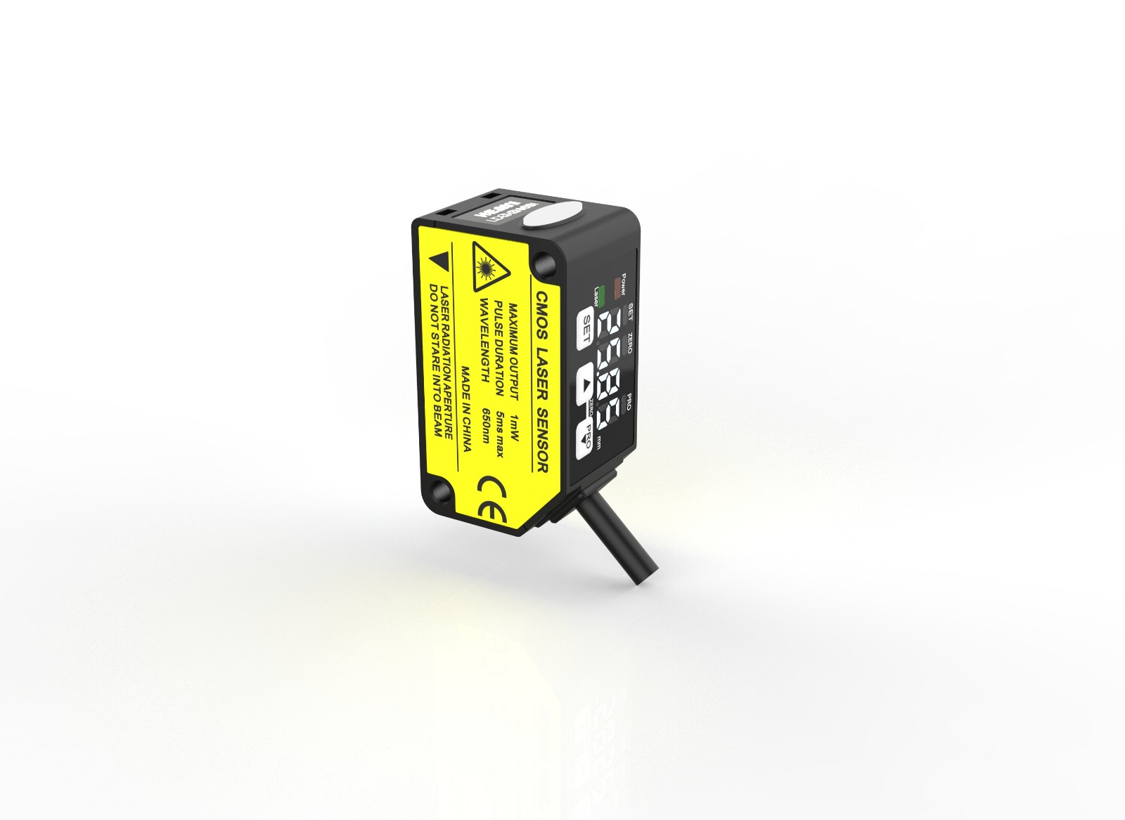product-Heyi-CMOS laser displacement sensor LC-S series-img