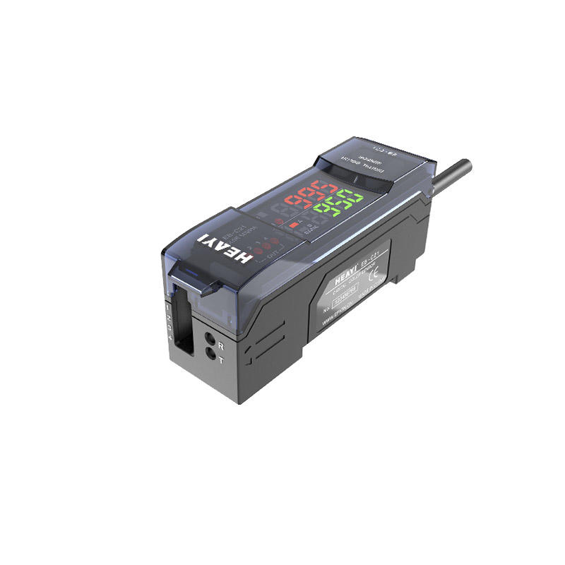 RGB digital high precision fiber optic sensor EB-C21 color sensor series