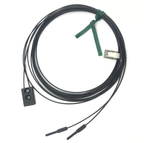 High quality  fiber sensor head FN-D009 diffuse reflective R10  bend radius