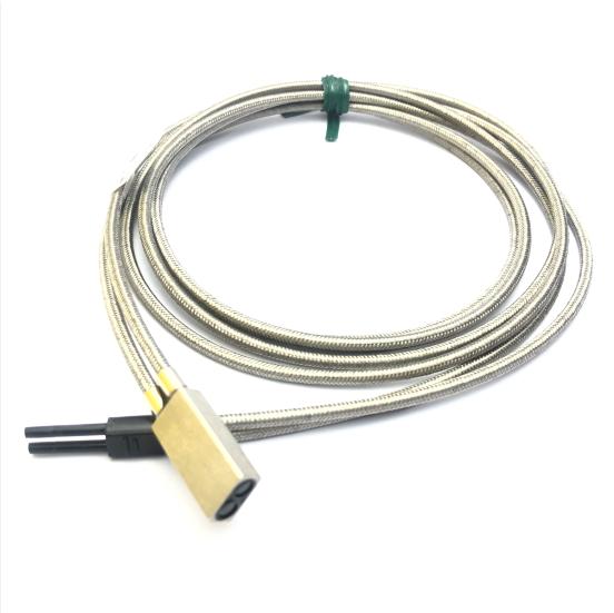 Heyi FN-D019 diffuse reflective digital fiber sensor head with bending radius R10 with high quality
