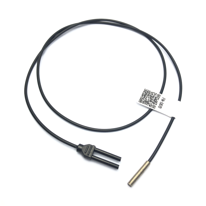 Diffuse reflective FN-D070  digital fiber sensor head M3 with bending radius R25 with high quality