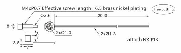 product-Heyi fiber sensor head-Heyi-img-1