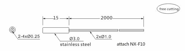 product-Heyi Optical fiber sensor head-Heyi-img-1