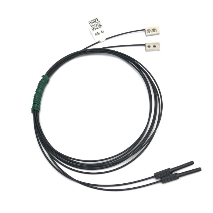 Heyi high-quality FN-T026 optic fiber sensor head thru beam  sensor R2 bend radius