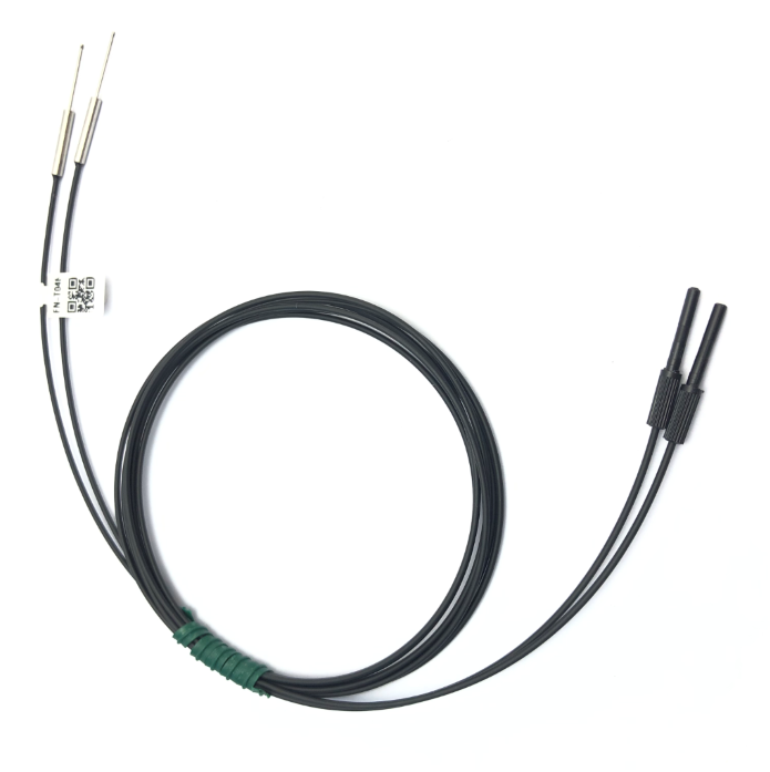 Heyi FN-T046 optic fiber sensor head through beam sensor R25 bend radius with high quality