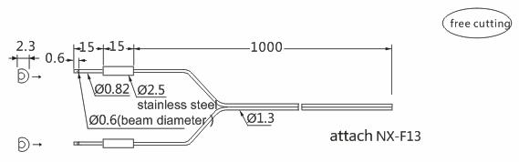product-Heyi-Heyi optic fiber sensor head-img-1