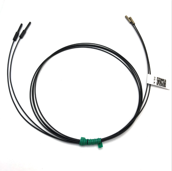 Heyi high-quality FN-T078 optic fiber sensor head through beam sensor R4 bend radius