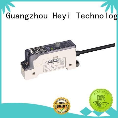Heyi Photoelectronic sensor amplifier supplier for battery equipment