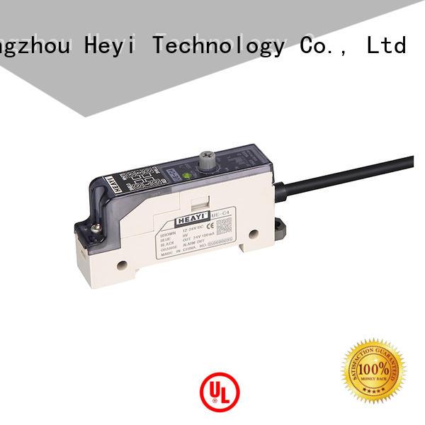 Photoelectronic sensor amplifier manufacturer for packaging equipment Heyi
