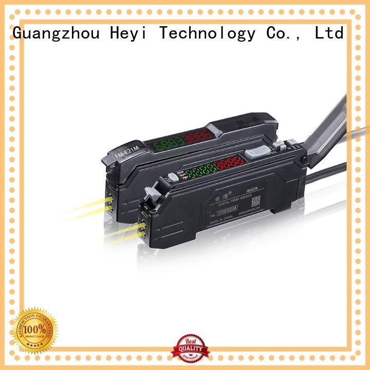 Heyi fiber optic sensor manufacturer factory for packaging equipment