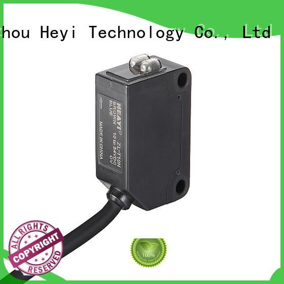 Heyi industrial photoelectric sensors series for packaging equipment