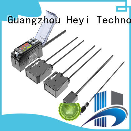 Heyi high quality rgb color sensor for busniess for packaging equipment