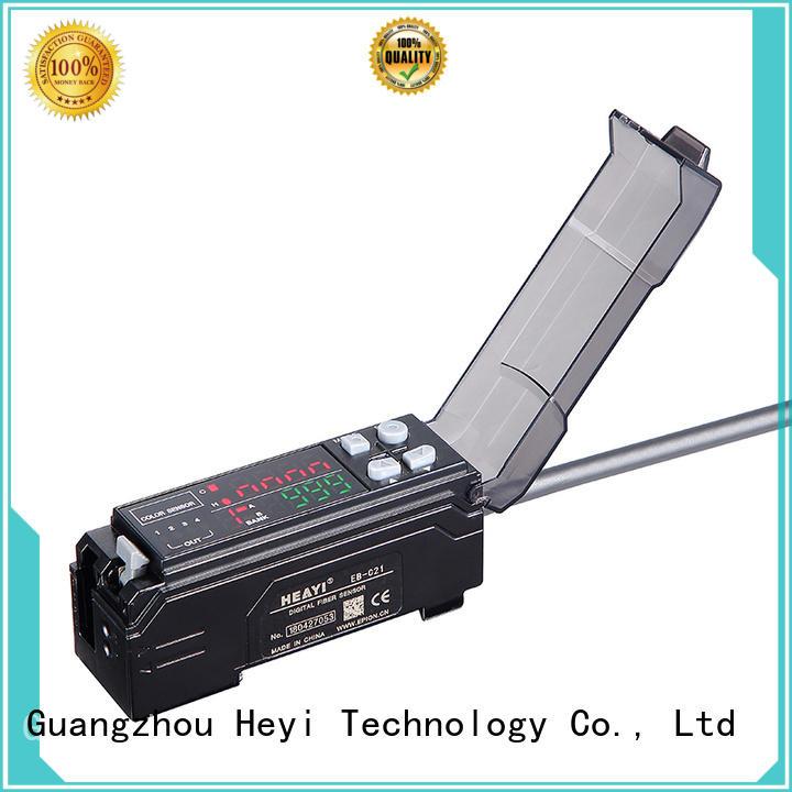 Heyi color sensor supplier for packaging equipment