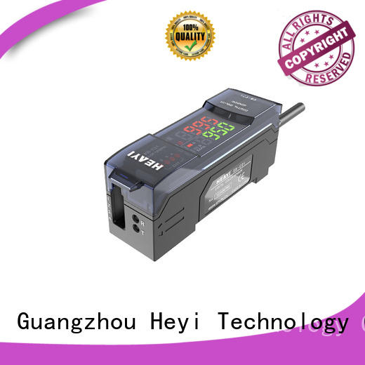 Heyi color detection sensor manufacturer for battery equipment