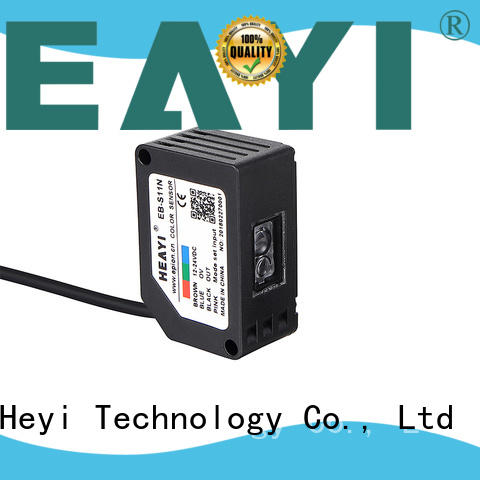 Heyi high precision colour sensor working for energy equipment