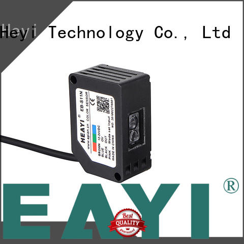 Heyi color sensor series for packaging equipment